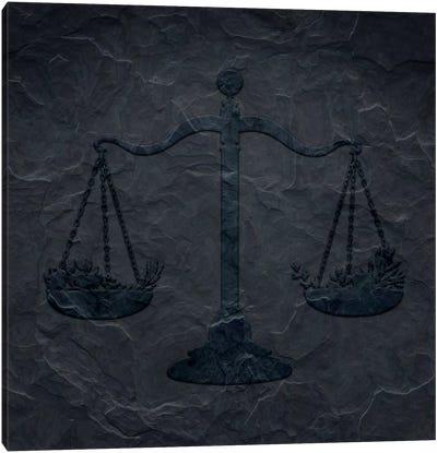Perfected Balance Canvas Art Print