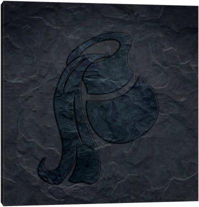 Flow Like A River Canvas Art Print