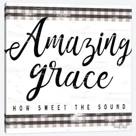 Amazing Grace Canvas Print #CJA112} by Cindy Jacobs Art Print