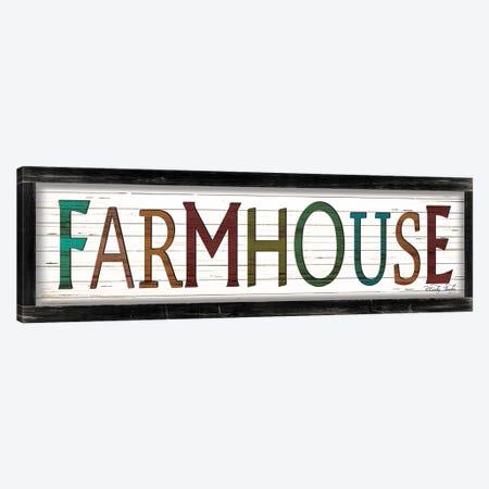 Colorful Farmhouse Canvas Print #CJA120} by Cindy Jacobs Canvas Wall Art