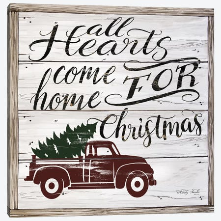 All Hearts Come Home Canvas Print #CJA180} by Cindy Jacobs Canvas Wall Art