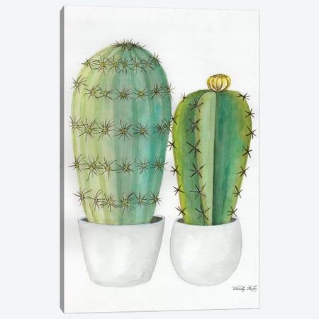 Cactus Love Canvas Print #CJA185} by Cindy Jacobs Art Print