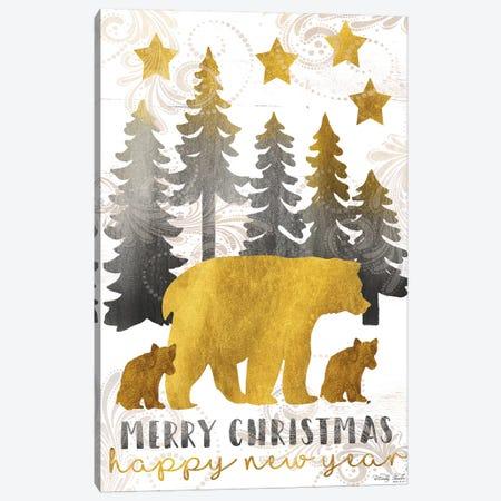 I'll Be Home For Christmas Canvas Print #CJA192} by Cindy Jacobs Art Print