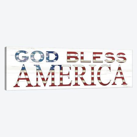 God Bless America    Canvas Print #CJA263} by Cindy Jacobs Canvas Art Print
