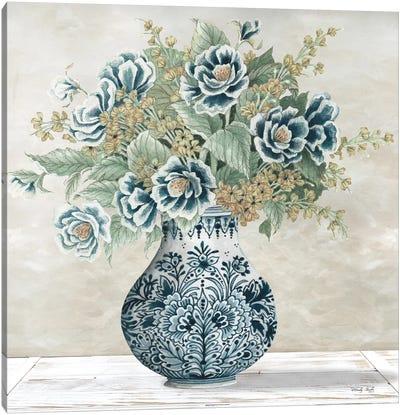 Feeling Blue I Canvas Art Print