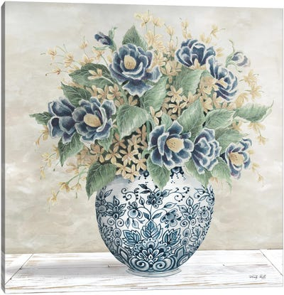 Feeling Blue II Canvas Art Print