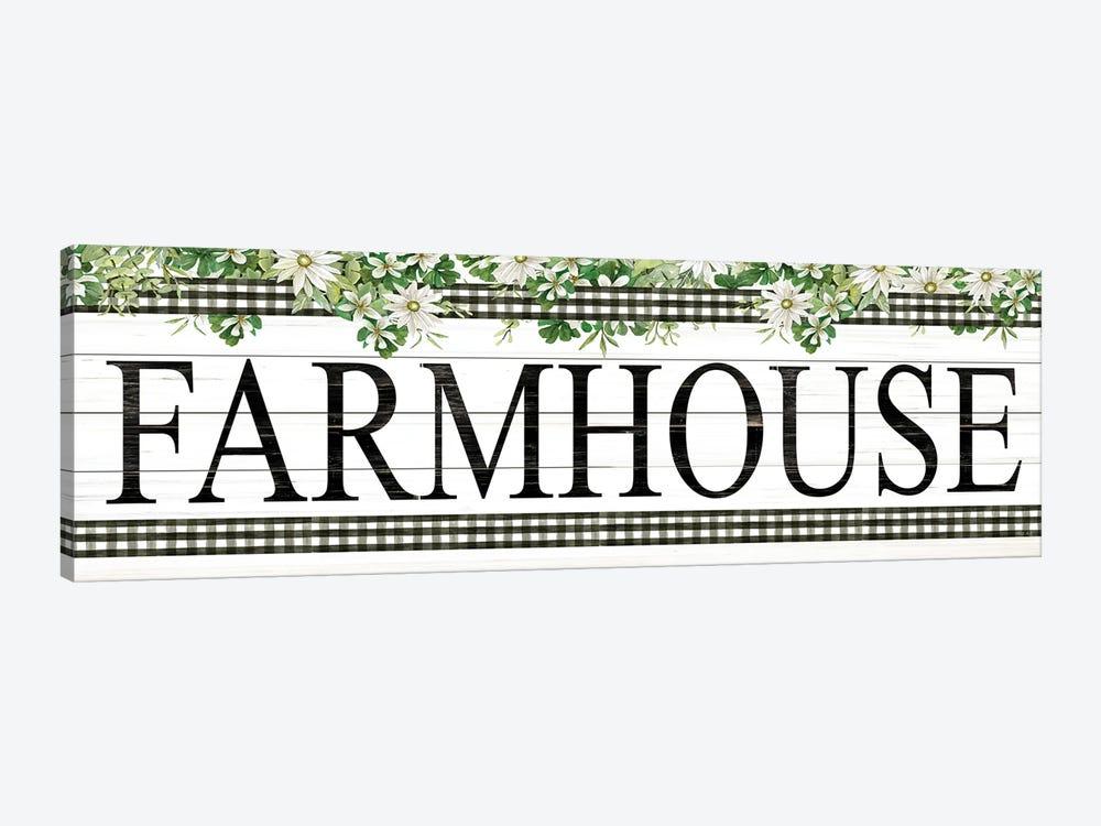 Farmhouse by Cindy Jacobs 1-piece Art Print