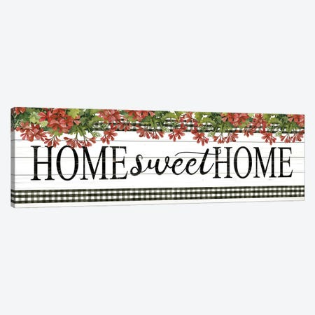 Home Sweet Home Canvas Print #CJA287} by Cindy Jacobs Canvas Art