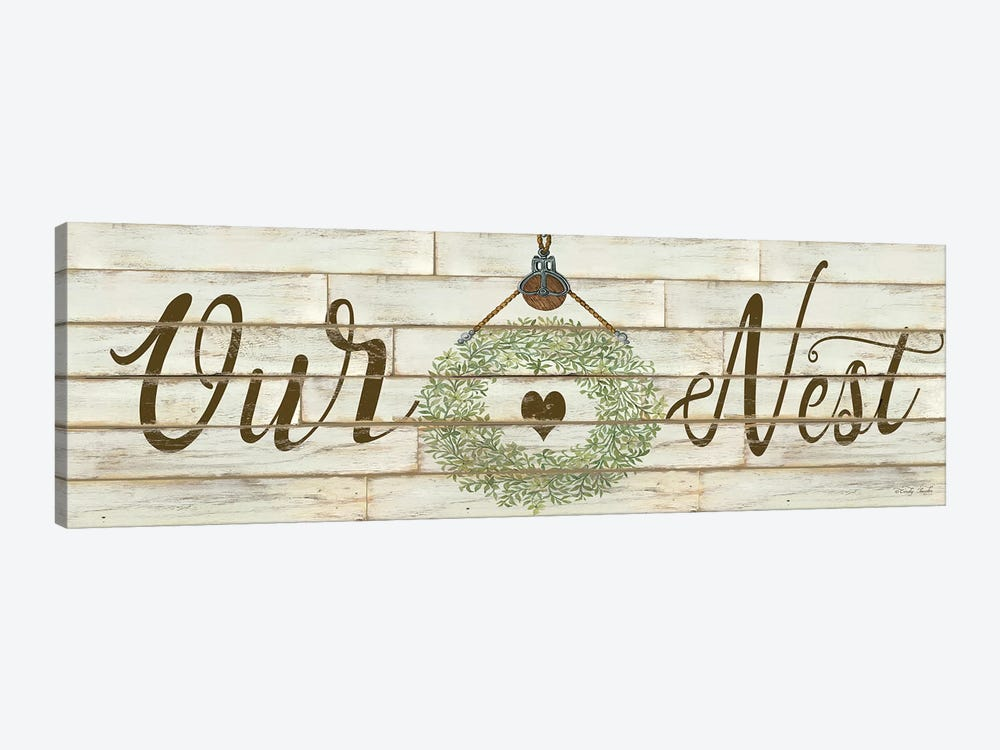 Our Nest by Cindy Jacobs 1-piece Canvas Wall Art