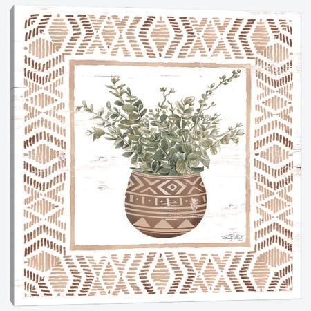 Terracotta Pot I Canvas Print #CJA311} by Cindy Jacobs Canvas Art Print