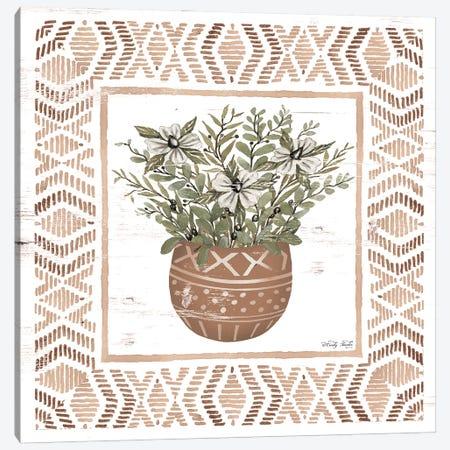 Terracotta Pot II Canvas Print #CJA312} by Cindy Jacobs Canvas Print