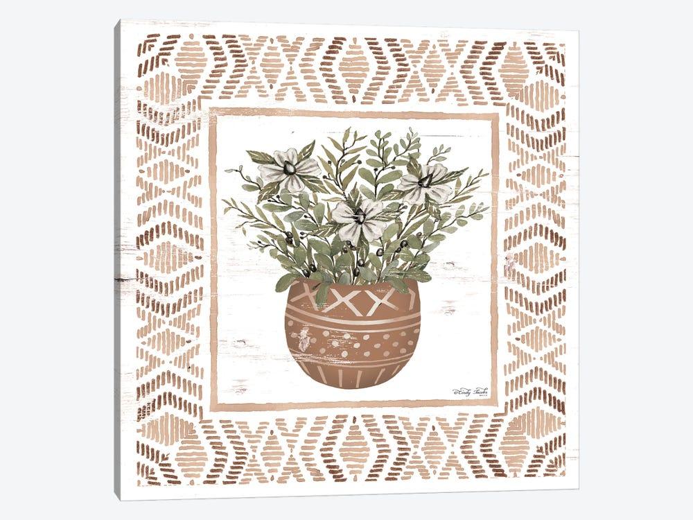 Terracotta Pot II by Cindy Jacobs 1-piece Art Print
