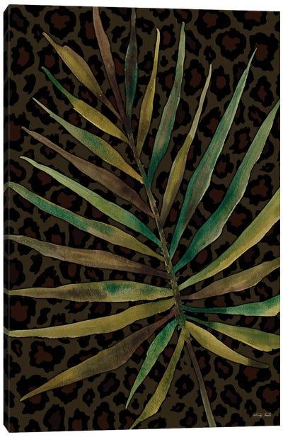 Areca Leaf Canvas Art Print