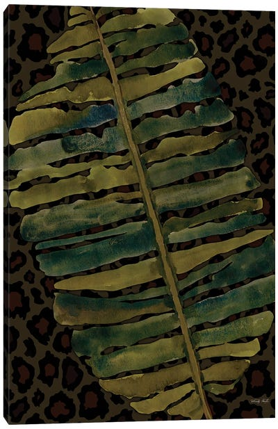 Banana Leaf Canvas Art Print