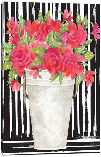 Fuchsias II Canvas Art Print