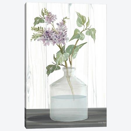 Lilacs IV Canvas Print #CJA351} by Cindy Jacobs Canvas Art Print