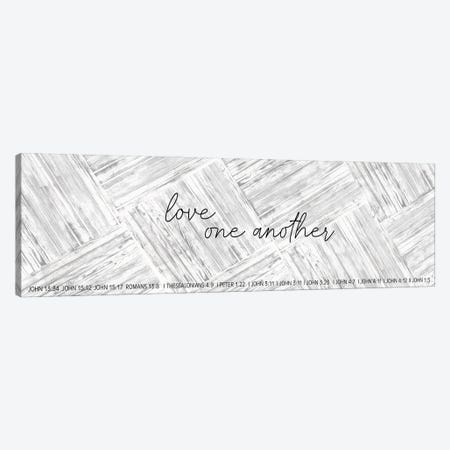 Love One Another Canvas Print #CJA463} by Cindy Jacobs Canvas Print