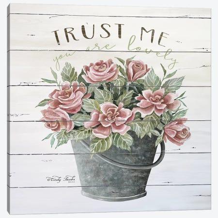 Trust Me Canvas Print #CJA63} by Cindy Jacobs Canvas Art