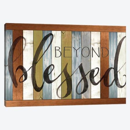 Beyond Blessed II Canvas Print #CJA72} by Cindy Jacobs Canvas Art Print