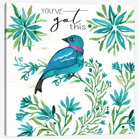You've Got This Canvas Print #CJA83} by Cindy Jacobs Canvas Art