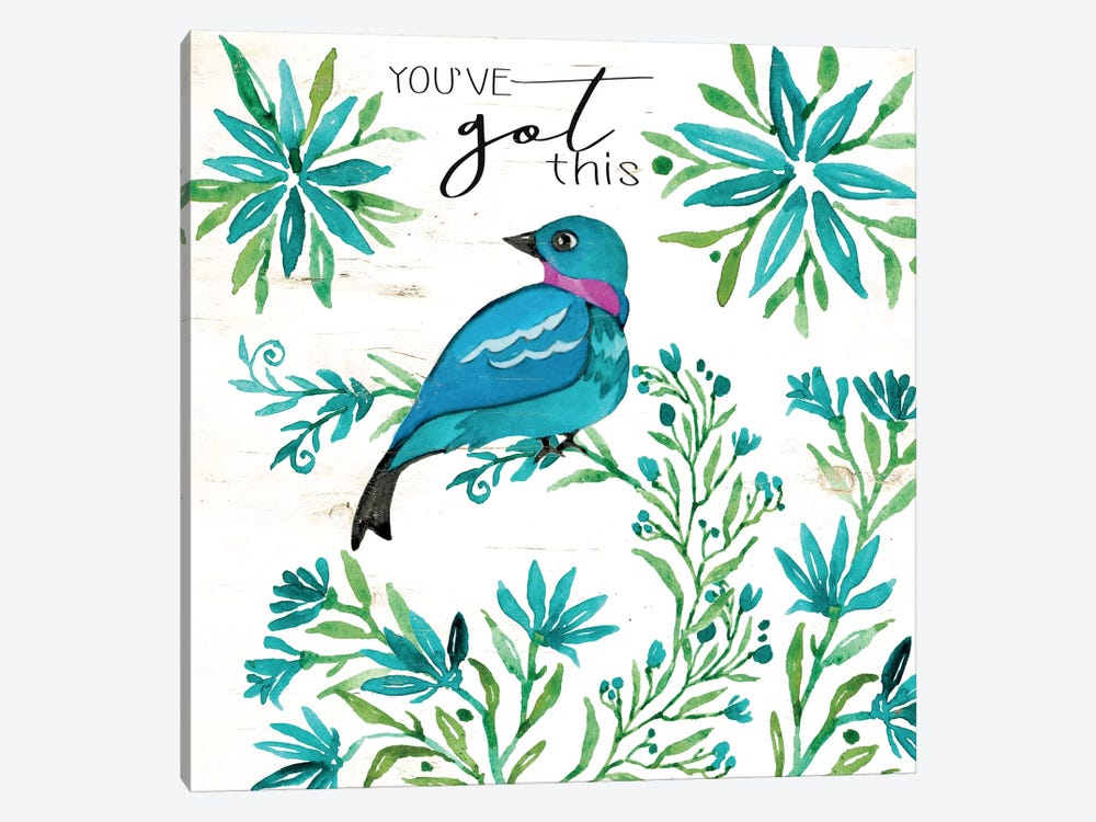 You've Got This by Cindy Jacobs 1-piece Canvas Art