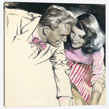 Detective VII Canvas Print #CKA14} by Ernest Chiriacka Canvas Print
