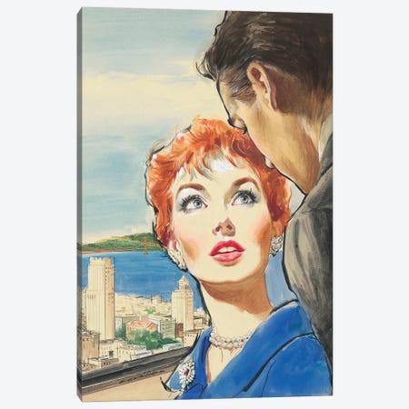Detective VIII Canvas Print #CKA15} by Ernest Chiriacka Canvas Print