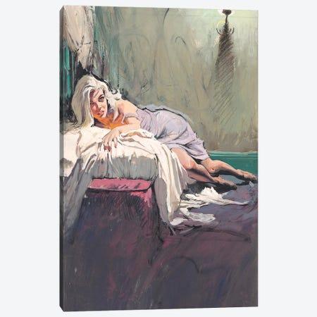 Fear Canvas Print #CKA21} by Ernest Chiriacka Canvas Print