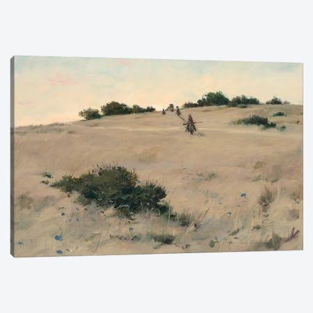 Going Home Canvas Print #CKA25} by Ernest Chiriacka Canvas Wall Art