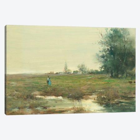 Loss Canvas Print #CKA32} by Ernest Chiriacka Canvas Wall Art