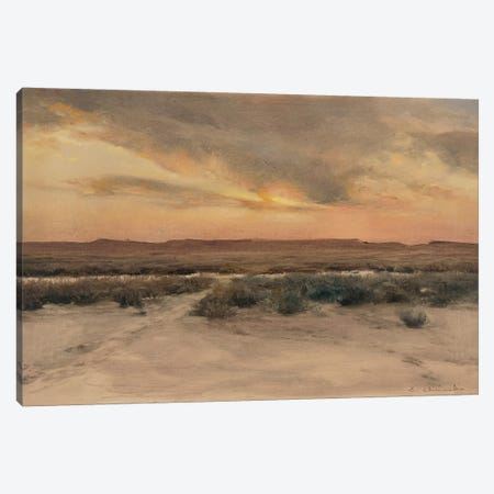 New Mexico Mesa Canvas Print #CKA37} by Ernest Chiriacka Art Print
