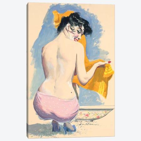Wash Canvas Print #CKA70} by Ernest Chiriacka Canvas Wall Art