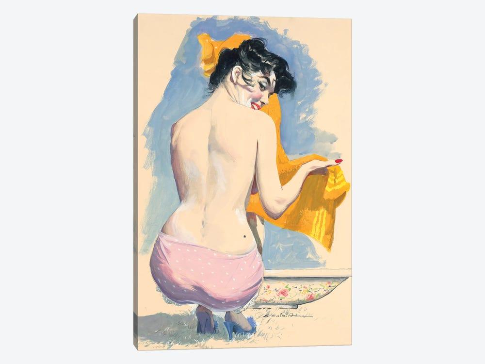 Wash by Ernest Chiriacka 1-piece Canvas Artwork