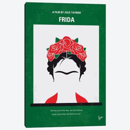 My Frida Minimal Movie Poster 3-Piece Canvas #CKG1215} by Chungkong Canvas Art