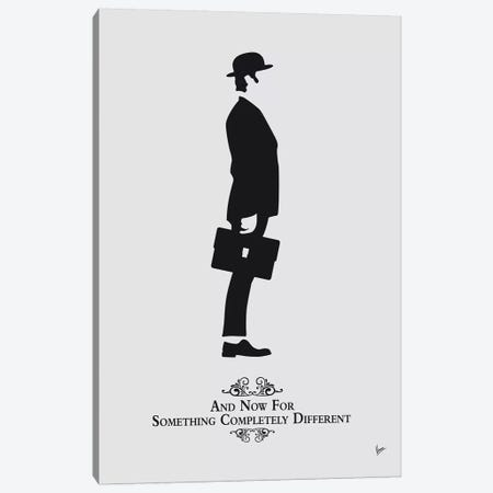 My Silly Walk Poster VI 3-Piece Canvas #CKG1350} by Chungkong Canvas Wall Art