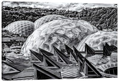 Eden Roofline Canvas Art Print