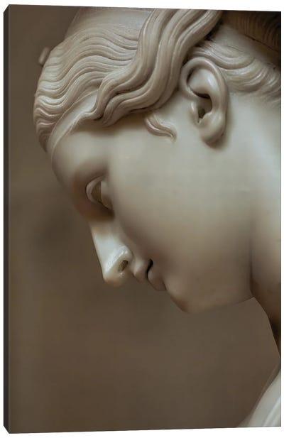 Classical Statue Canvas Art Print