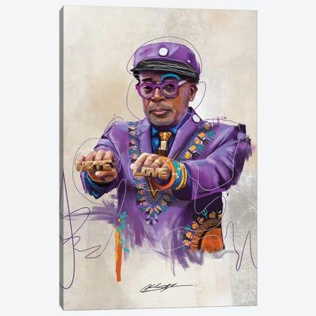 BHM Oscar Spike Canvas Print #CKS13} by Chuck Styles Canvas Artwork