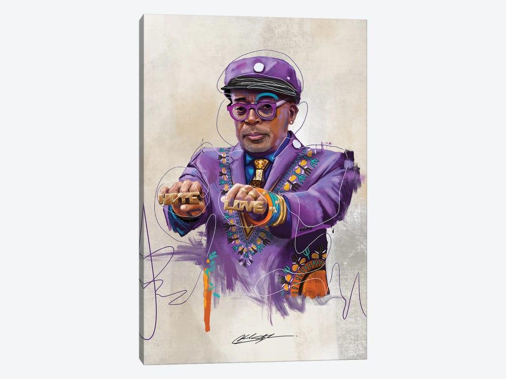 BHM Oscar Spike by Chuck Styles 1-piece Canvas Print