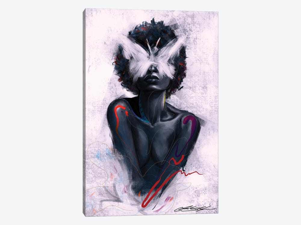 Chrysalis by Chuck Styles 1-piece Canvas Art Print