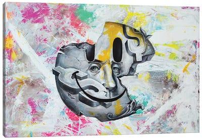 Happy Money Canvas Art Print
