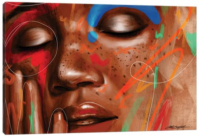 Love Yourz Canvas Art Print