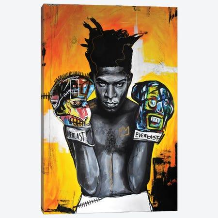 Radiant Hands Canvas Print #CKS34} by Chuck Styles Art Print