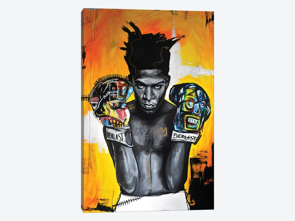 Radiant Hands by Chuck Styles 1-piece Canvas Wall Art