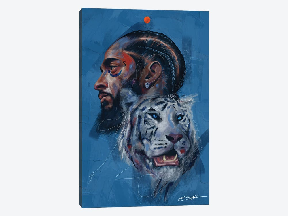 Rare Breed by Chuck Styles 1-piece Canvas Artwork