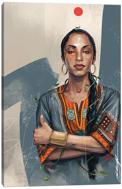 Sade No Ordinary Canvas Art Print