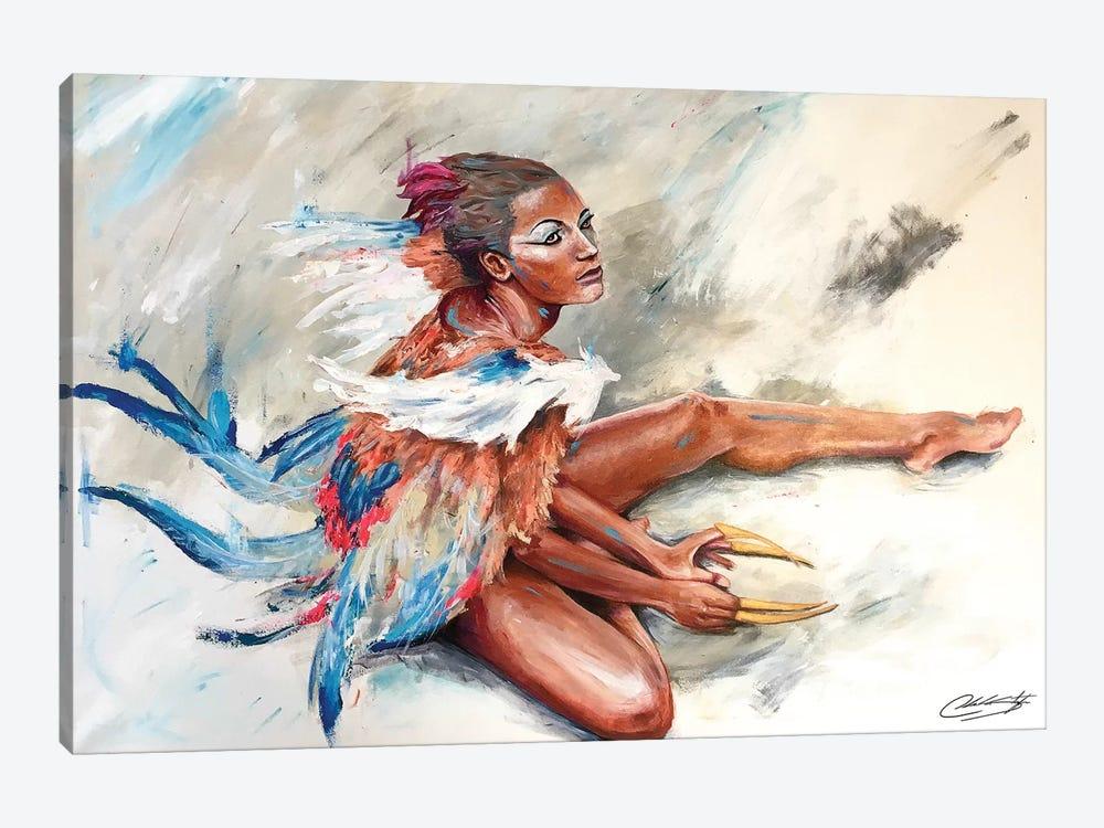 Selita New by Chuck Styles 1-piece Art Print