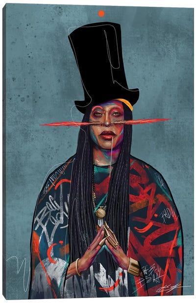 Baduizm Canvas Art Print