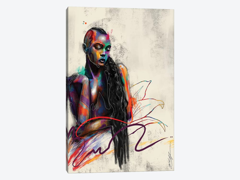 Beautifully Colored by Chuck Styles 1-piece Canvas Artwork