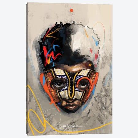 Been Super Boy I 3-Piece Canvas #CKS6} by Chuck Styles Art Print